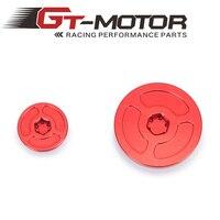 GT Motor-Rode Motor Timing Stekkers Bouten Voor Honda CRF250L CRF250M 2012-2015 2013 2014 CRF250 L M