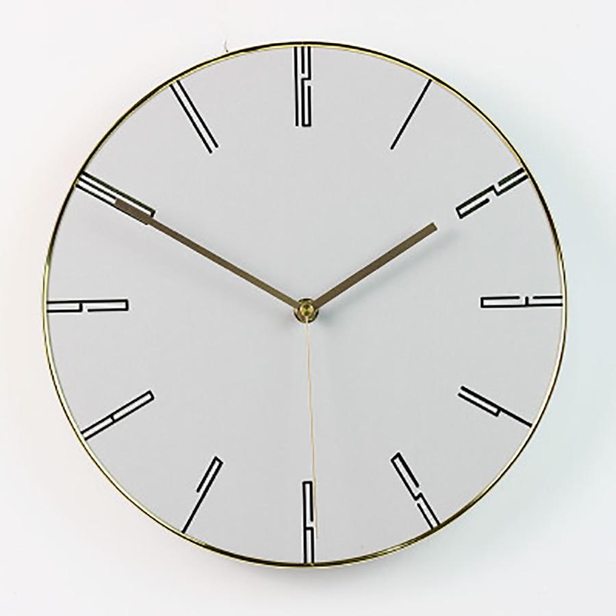 Minimalista Sala de estar relógio de Parede Relógio de Quartzo Relógio de Parede Única Casa De Madeira Casa Acessórios de Decoração Moderna Relógios Digitais Reloj - 2