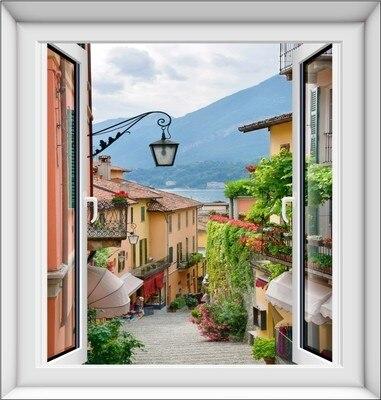 Custom high quality 3d window scenery outside fake windows for Fenetre 3d windows 7