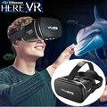 IMAX 2016 Виртуальная Реальность VR ЗДЕСЬ Новые Съемный Очистки Сильный Охлаждающий Эффект Гарнитура 3D Очки + Bluetooth Беспроводной Геймпад