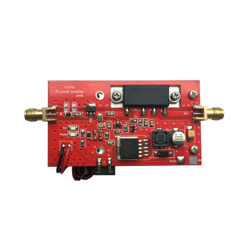 433 DMR RF Power Amplifier Board Data Transmission Radio Station 350-480MHZ
