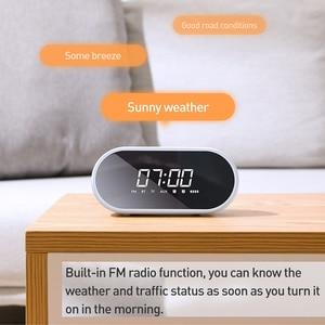 Image 5 - Baseus E09 נייד Bluetooth רמקול עם שעון מעורר אלחוטי רמקול מוסיקה סראונד רמקול חזק עבור טלפון מחשב מחשב