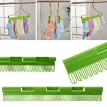 Пластиковые полотенца Одежда Носки зажимы противоскользящие ветрозащитный стеллаж для хранения зажим для вешалки одежда зажимы
