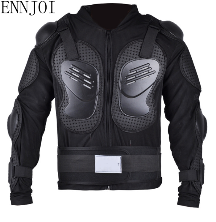Professional Motorcycle Body Protector Motocross Horsemanship Racing Armor Protection Spine Chest Protective Jacket