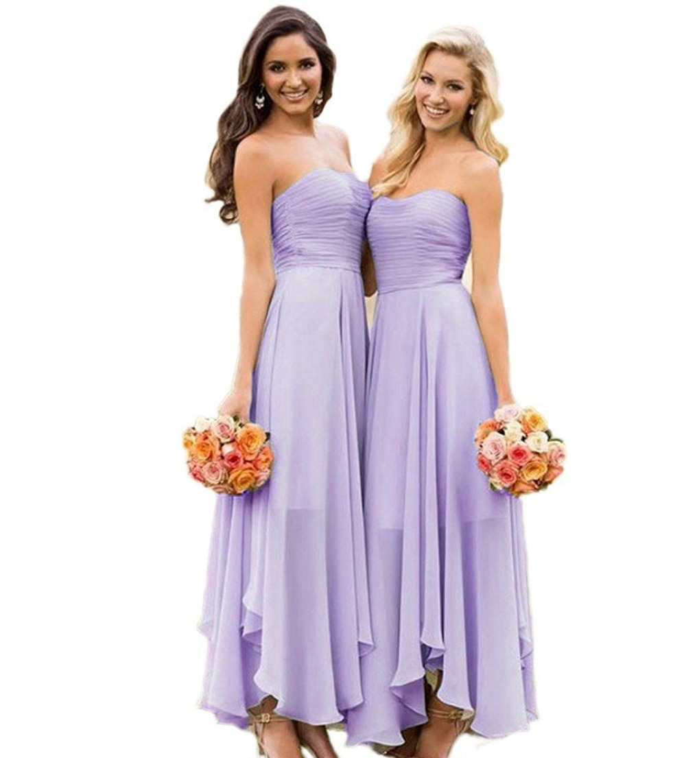High Quality Long Bridesmaid Beach Dress-Buy Cheap Long Bridesmaid ...