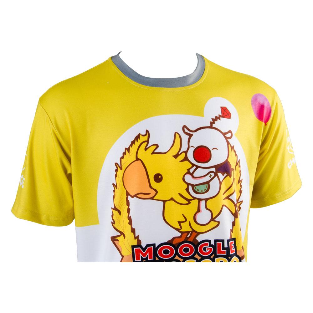 Moogle Chocobo Carnival Shirt Men's Sizes miyGvy0iq