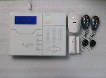 English Italian French Voice RJ45 TCP IP Alarm Wireless GSM Alarm System Smart Home Security Alarm intruder Alarm Control by web