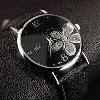 New Quartz Watch Women Watches Famous Brand 2016 Wristwatches Female Clock Wrist Watch Ladies Girl Quartz