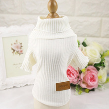 Soft Dog Sweater Knitwear Pet Dog Clothes
