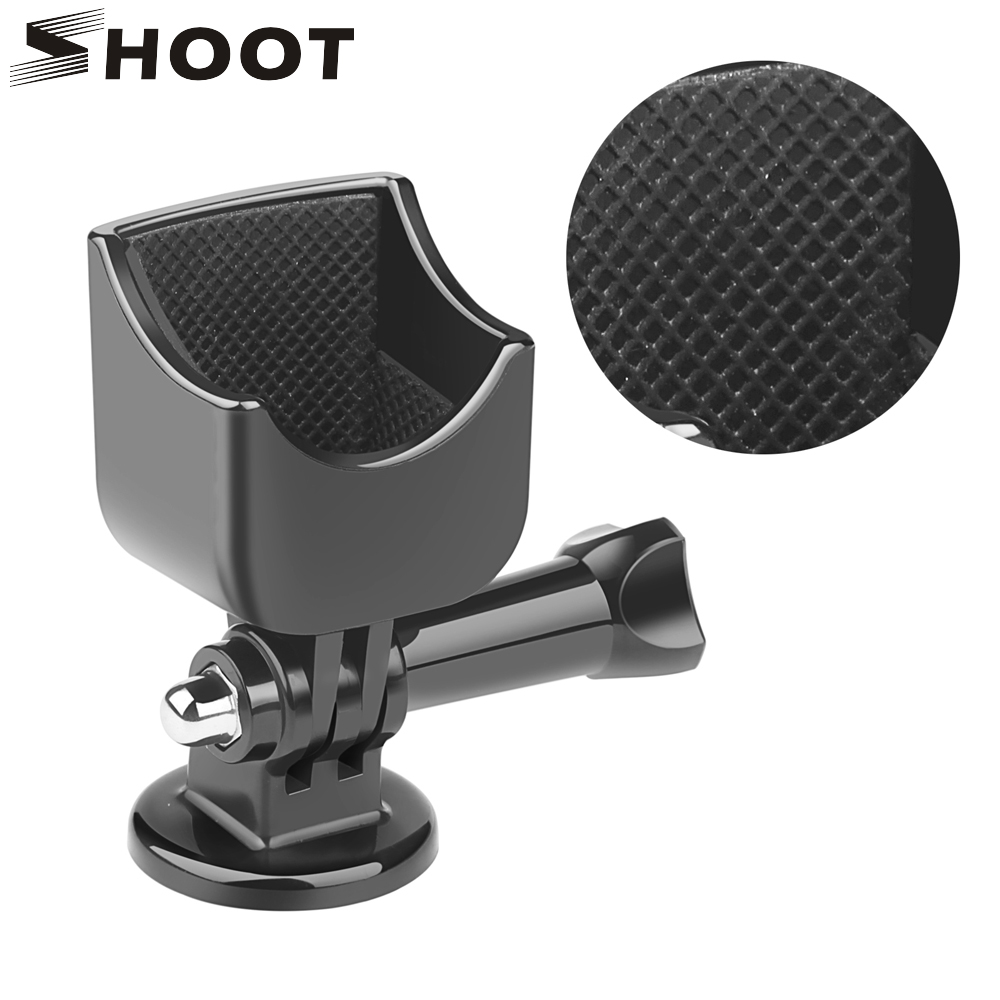 SHOOT For Dji Osmo Pocket Adapter Plate Handheld Gimbal Expansion Board Module Stand Tripod Holder For Dji Osmo Pocket Accessory