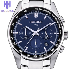 2016 Direct Selling Limited Holuns Multifunction Fashion Watches Men Waterproof Quartz Male Watch Leisure And Free shopping