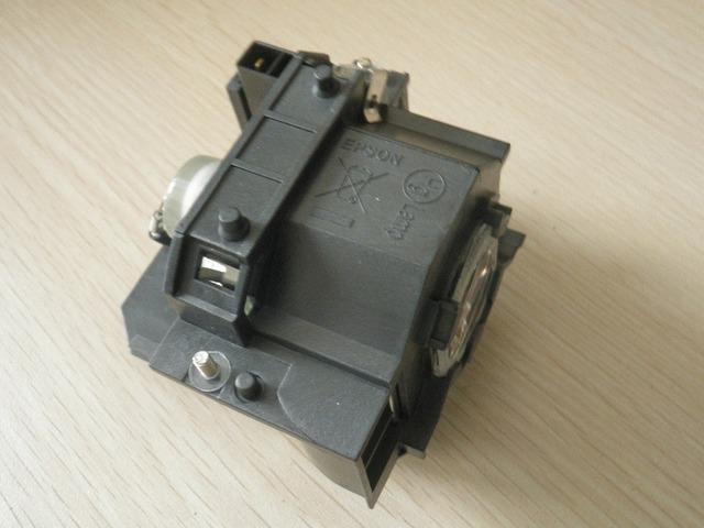 Lâmpada do projetor ELPLP41 para Epson EB-S6 EB-S5 EMP-S52 EMP-X5 EMP-X52 EB-X6 EB-S62 EB-X62 EB-S6LU EB-TW420 EB-W6 EMP-260 EX30 EX50