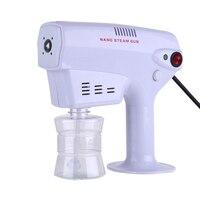 Elektryczne Pielęgnacja Włosów Nano Spray Parowa Maszyna Salon Fryzjerstwo Stylizacja Włosów Włosy Nawilżający Wody Spray Urządzenie Narzędzie