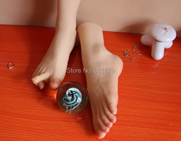 NEW sexy girls gorgeous pussy foot fetish feet lover toys clones model high arch sex dolls product feet worship 6