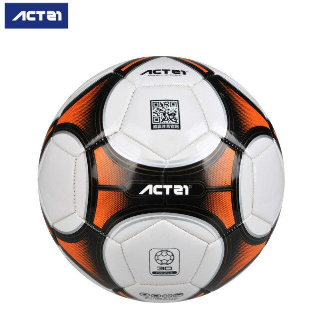 High Quality ACTEI PU Football Official Size 5 Football League Championship Sports Training Ball 2018