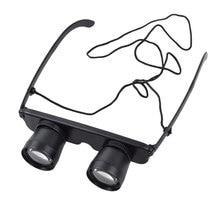 Fashion Glasses Telescope Binoculars Magnifier Eye Wear Polarized Sunglasses For