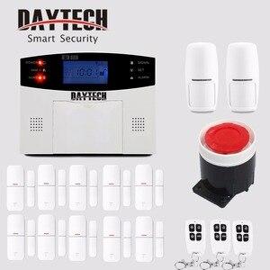 DAYTECH Wireless GSM Alarm Hom