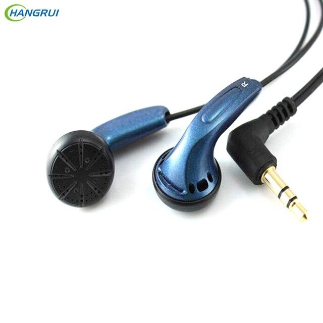 HANGRUI Qian25 HiFiหูฟังแบบไดนามิกหูฟังแบนหัวปลั๊กกีฬาชุดหูฟังหูฟังสำหรับIphone Xiaomi MP3 MP4