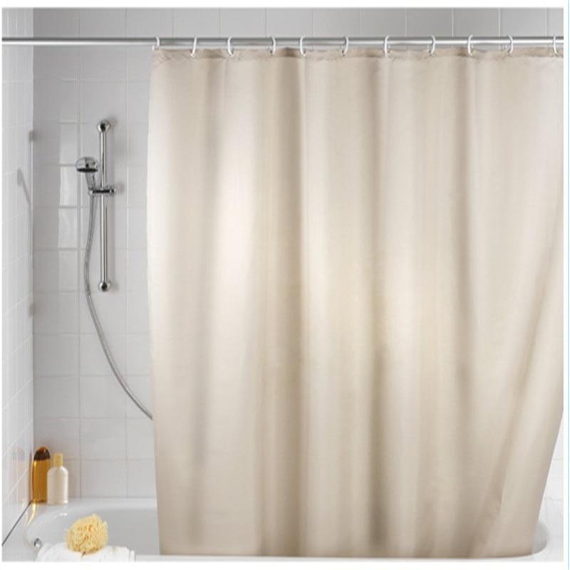 Aliexpress.com : Buy 2017 White PEVA Bathroom Waterproof Shower ...