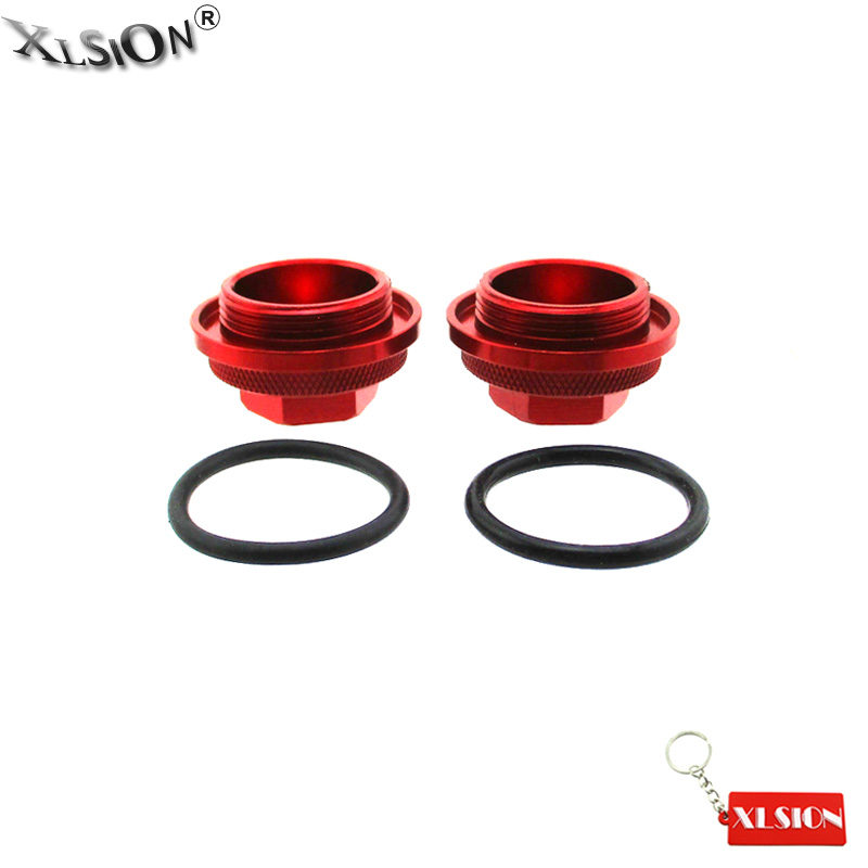 Engines Xlsion Aftermarket Cnc Engine Valve Caps For 50cc 70cc 90cc 110cc 125cc Atv Quad Pit Dirt Bike Go Kart Good For Antipyretic And Throat Soother