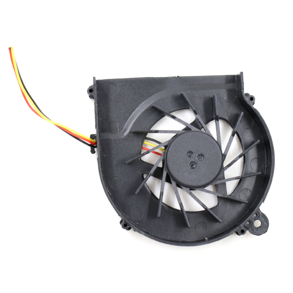 Notebook Computer Replacements CPU Cooling Fan Accessory For HP Compaq CQ42 G42 CQ62 G62 G4 Series Laptops Fans Cooler P15 laptops replacement accessories cpu cooling fans fit for acer aspire 5741 ab7905mx eb3 notebook computer cooler fan