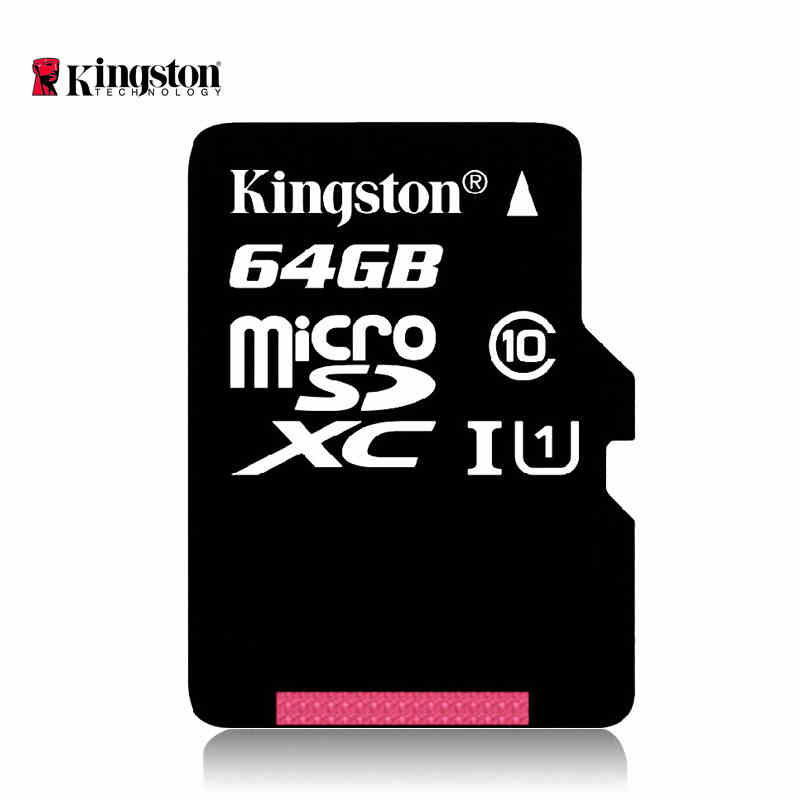 Kingston Class 10 memory card SDHC SDXC micro sd c...