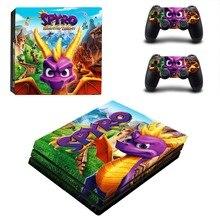 Spyro The Dragon PS4 Pro Skin Sticker Vinyl Decal