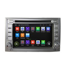 Quad Core Car DVD Player GPS Navigation For Hyundai H1 Grand Starex i800 iLoad iMax H300 2007 – 2012 Android 5.1.1 16GB Nand