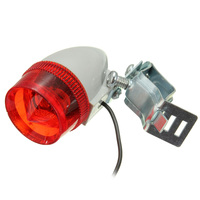 6V 3W Bike Cycling Dynamo Lights Set Safety No Batteries Needed Headlight Rear Light For All
