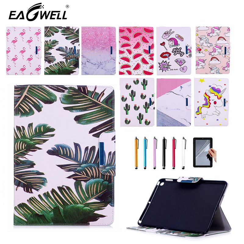 Eagwell Painted Case for Apple iPad 4 3 2 PU Leather Tablets Smart Case Stand Cover Protector For iPad 2/3/4 Auto Sleep Wake up jisoncase luxury smart case for ipad 4 3 2 cover magnetic stand leather auto wake up sleep cover for ipad