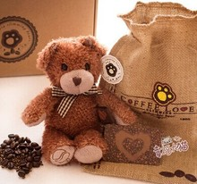Pernycess 1pcs 23cm Spiderman healthy slimming coffee bear