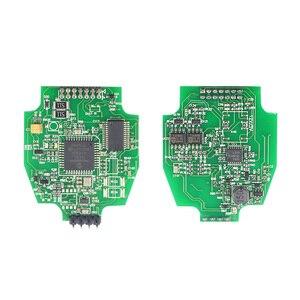 Image 5 - ELS27 Green PCB PIC24HJ128GP+FTDI Mircochip Multi Language Works ELM327&J2534 Pss Thru ForMazda ForFord
