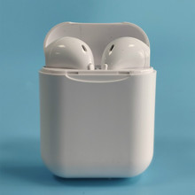 Invisible Bluetooth Earphones 5.0  Mini Wireless Earbuds Stereo Deep Bass Headset with charging box Portable