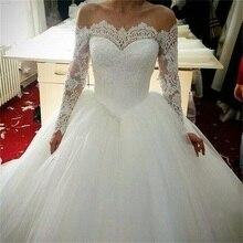 Ball Gown Wedding Dresses 2019 Floor Length Dress