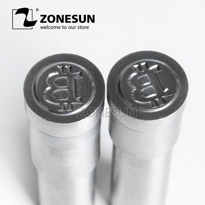 все цены на ZONESUN Customized Tablet Press Die Mold Single Punch Stamp Mould Sugar Candy Tablet Press Mould TDP0/1.5/3 for tablet machine