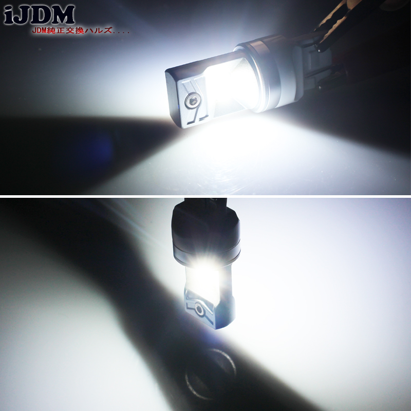 Image 5 - IJDM 6000 K مدعوم من Luxen LED H7 لمبات Led ل هيونداي جينيسيس سوناتا Veloster اللكنة على عالية شعاع النهار تشغيل أضواءh7 bulb 6000kled h7 6000kh7 led 6000k -
