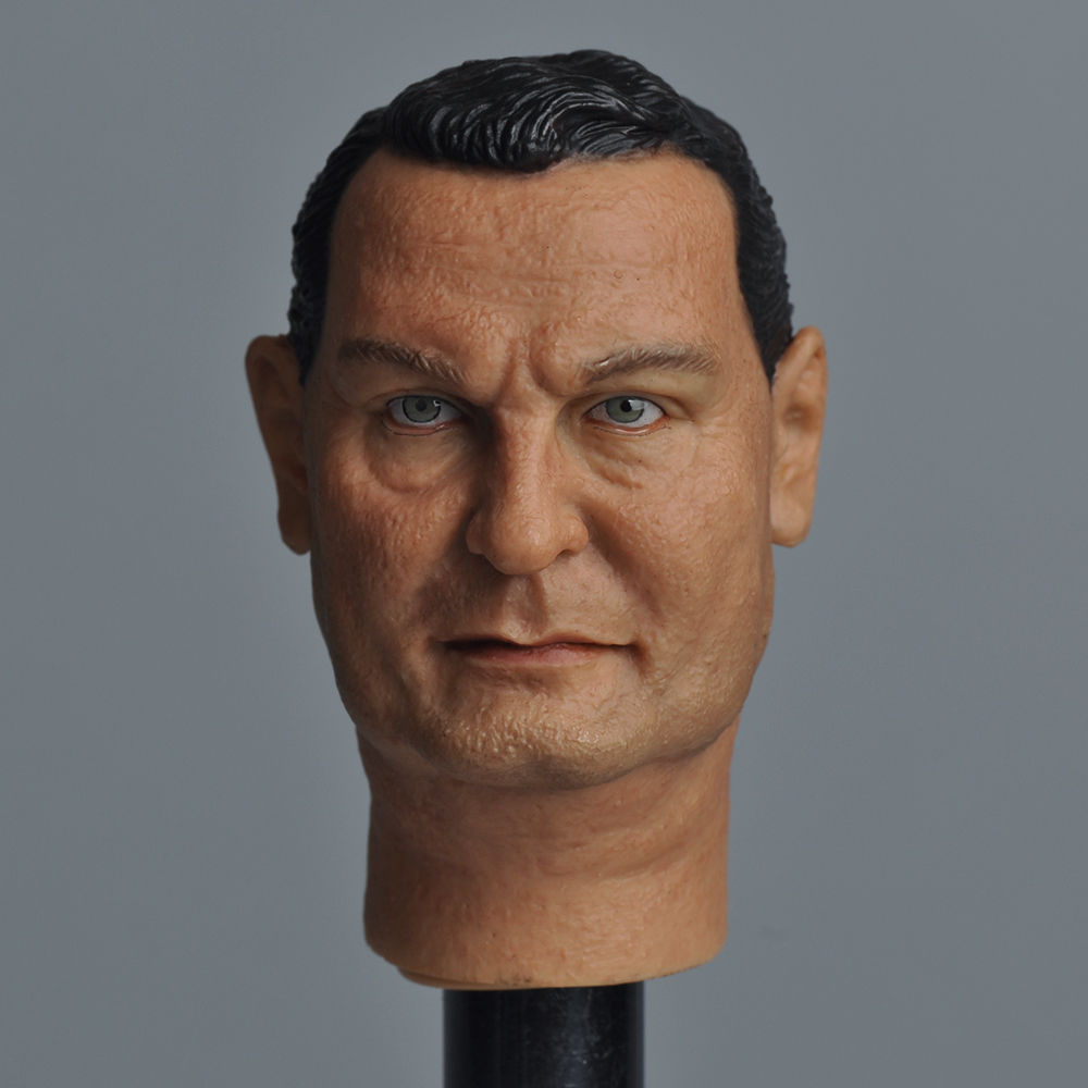 Model-Toys Action-Figure Sculpts Male-Head Hermann Head-Carving-Model Collections 1/6-Scale