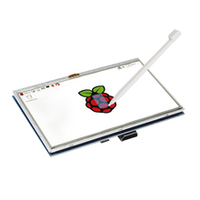 Big discount 5 Inch Raspberry Pi 3 Model B LCD Touch Screen 800×480 TFT LCD Display Panel With HDMI Connector For Raspberry Pi 2