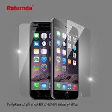 Explosion-proof premium apple se tempered film protector glass screen plus iphone