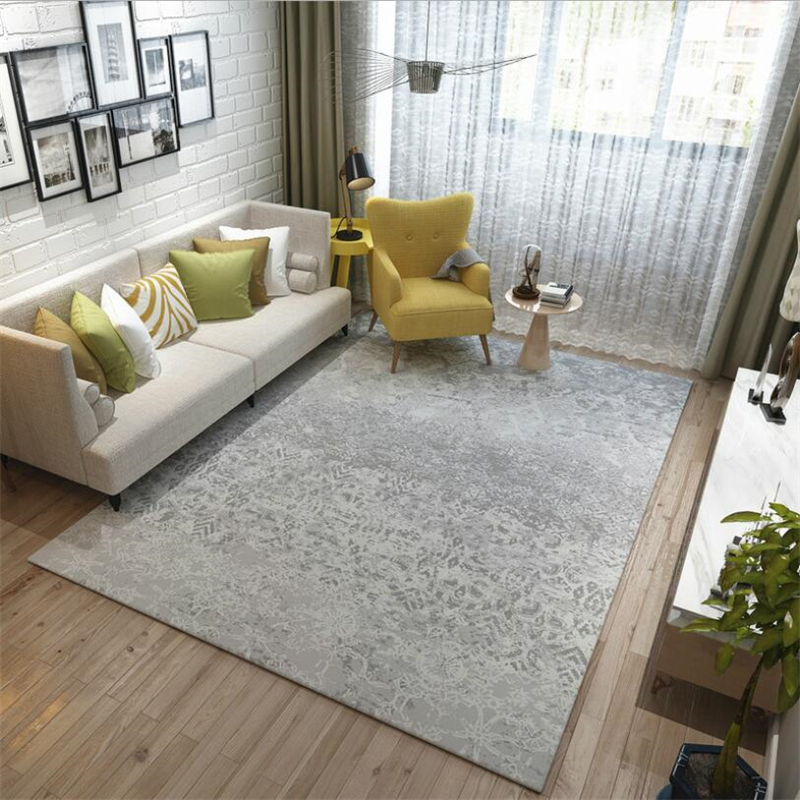 AOVOLL Nordic Simple Style Soft Carpets For Living Room Bedroom Kid Room Rugs Home Carpet Floor Door Mat Fashion Large Area Rug in Carpet from Home Garden