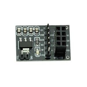 5 шт. /лот Новый гнездо адаптера совета Модуль для 8PIN NRF24L01 Беспроводной модуль