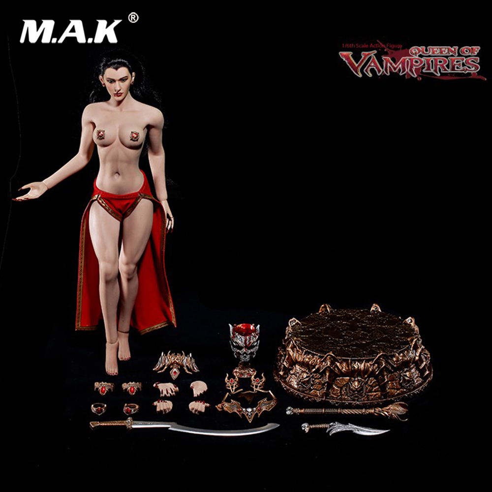 For Collection TBLeague PL2017-109 1/6 Scale Arkhalla Queen of Vampires Action Figure Model for Fans GiftsFor Collection TBLeague PL2017-109 1/6 Scale Arkhalla Queen of Vampires Action Figure Model for Fans Gifts