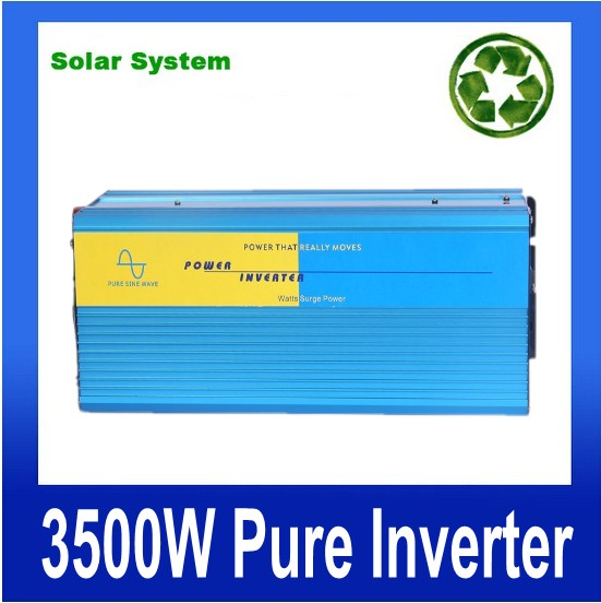 цена на 3500w inverter DC 36V to 220V 50HZ off iverter Pure sine wave power inverters 3500w car inverter 3500w solpaneler inverter