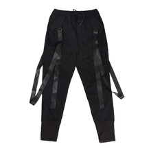 New 2017 Men's Clothing Loose and loose personality in winter and autumn broken pants with sequins leisure pants costumes