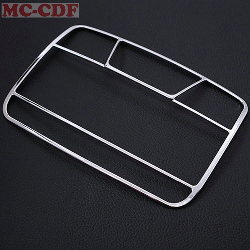 ABS Car Inner Roof Button Switch Glasses Box Frame Cover Trim Strip For Mercedes Benz C Class W205 C180 C200 C250 C300 C400 C63 bjmycyy stainless steel exhause air filter 2 to 4 cover car accessories for mercedes benz c class sedan w205 c200 c180 2015 2016