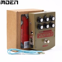 Moen Bufflo Guitar Effects Effect Pedal MO BA True Bypass