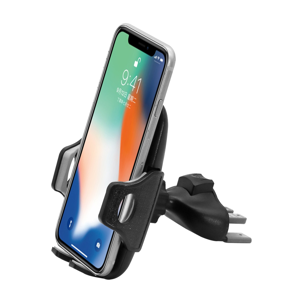Cell Phone Stand CD Slot Air Vent Car Holder Support For IPhone 8 Xiaomi 4a Redmi 4x Redmi Note 5 Plus Smartphone Mount