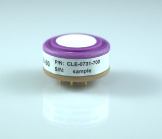 Gratis verzending waterstofcyanide elektrochemische gas sensor 0-50ppm CLE-0731-700