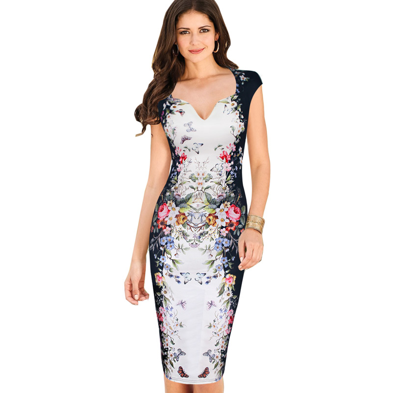 Popular Floral Summer Dress-Buy Cheap Floral Summer Dress lots ...