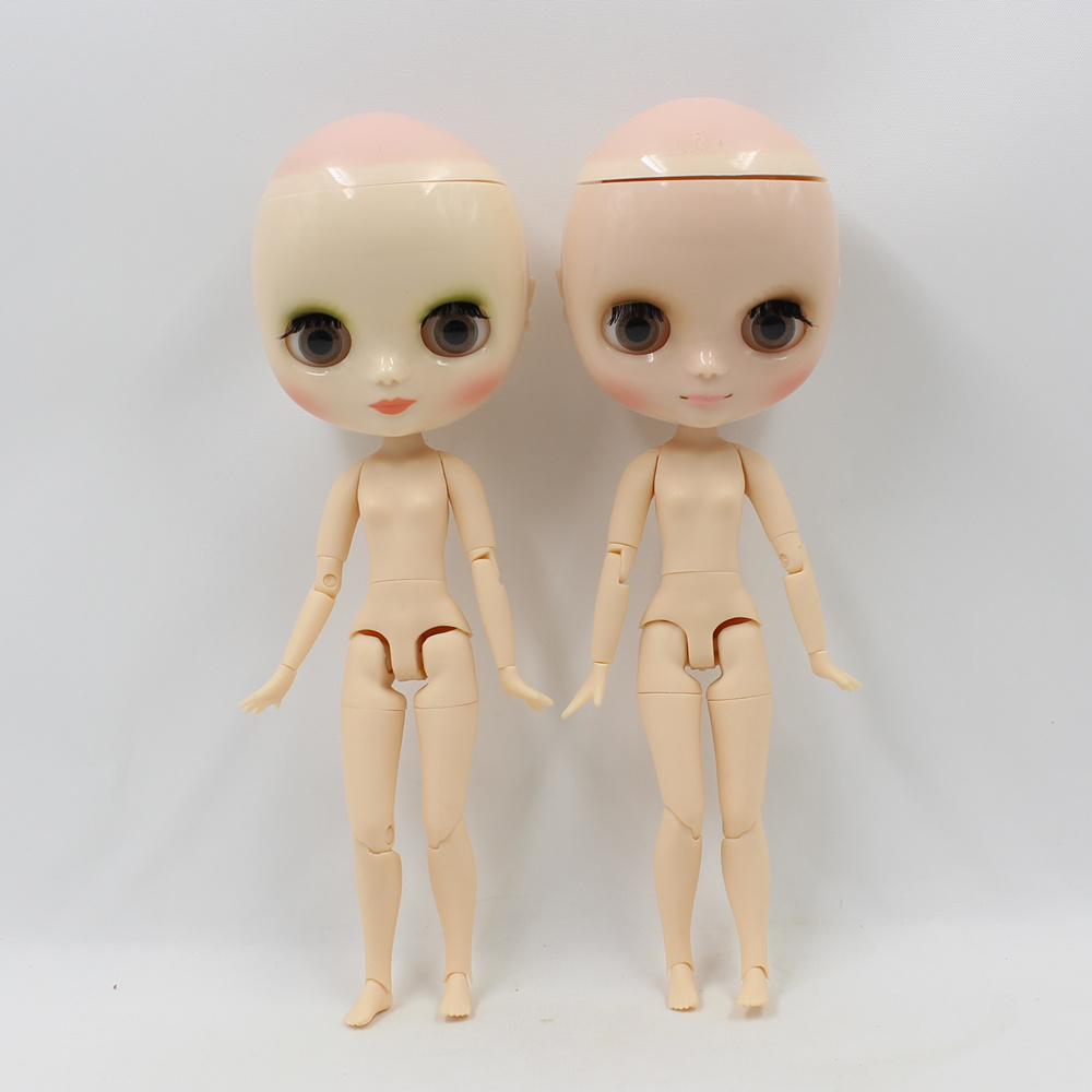 Middle Blyth Joint Body without wig Dedicated for Customize 20cm Free Shipping